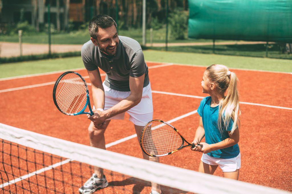 Tennis-Schnupperkurse ab 03. Dezember 2016