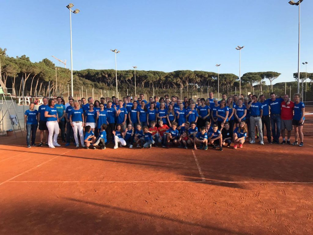 Tenniscamp in der Toskana
