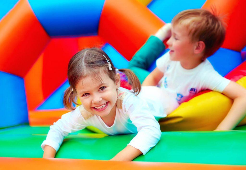 Kindergeburtstag als Sporterlebnis